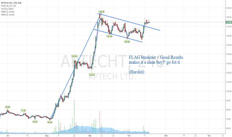 APTECHT: Aptech a clear buy