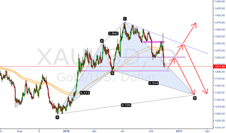 XAUUSD: Gold View Backup