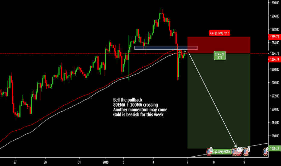 XAUUSD: Shorting at structure