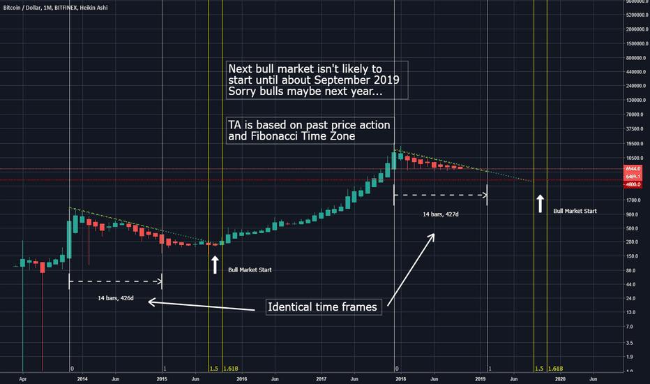 BTCUSD: The Future of Bitcoin | Next Bull Market in 2019