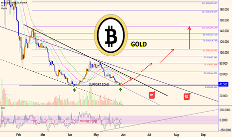 BTGUSD: BITCOIN GOLD : the Great profit is HERE!!!