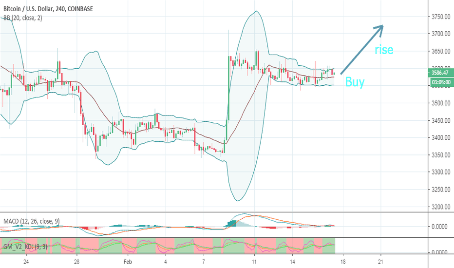 BTCUSD: BTC is about to rise