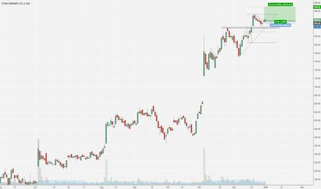 TITAN: TITAN - LONG swing trade
