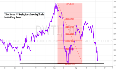 DWTI: not about being right or wrong just profitable