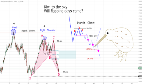 NZDUSD: Kiwi to the sky Will flapping days come?
