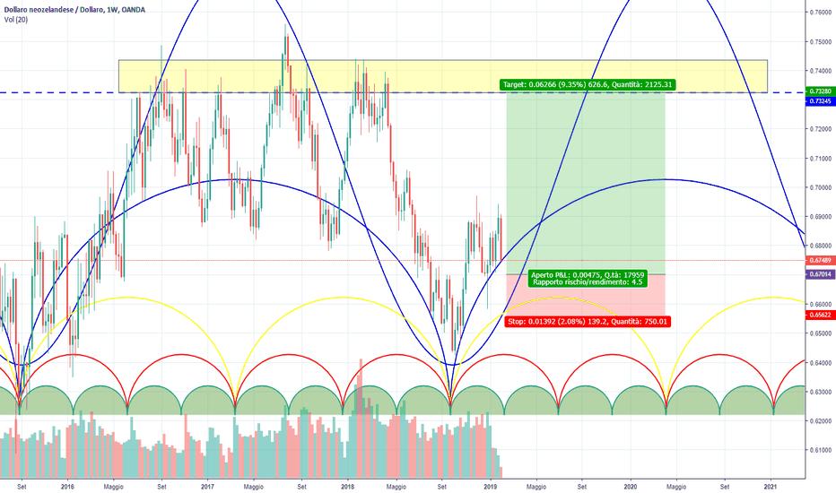 NZDUSD: NZD/USD: inizio di un ciclo di lunghissimo periodo?