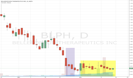 BLPH: BLPH: Selling absorbed, currently in accumulation.