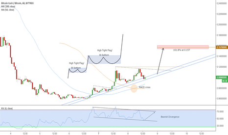 BCCBTC: Bitcoin Cash is on its way to the moon