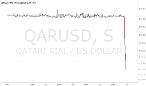 QARUSD: Una divisa exótica pero importante : Rial Catarí