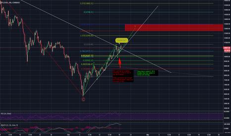 BTCUSD: BTC/USD Update - Bull run still on track?