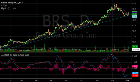 BRS: Bristow Group (BRS)