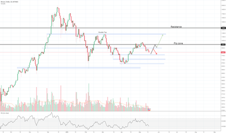 BTCUSD: Bitcoin at support