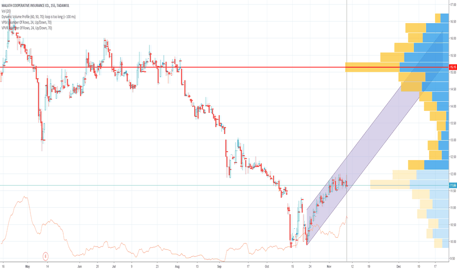 malath trend up short for TADAWUL:8020 by turkif — TradingView