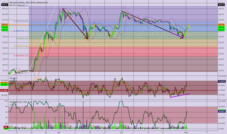 BTCUSD: Bitcoin's structural obedience in the summer of 2014