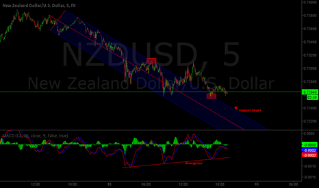NZDUSD: NZDUSD INTRADAY ANALYSIS