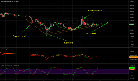 BTCUSD: Bitcoin Trend Reversal - BULL