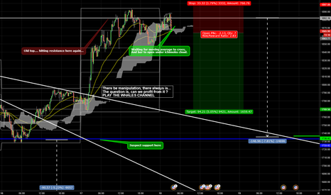 BTCUSD: Play the WHALES channel ?