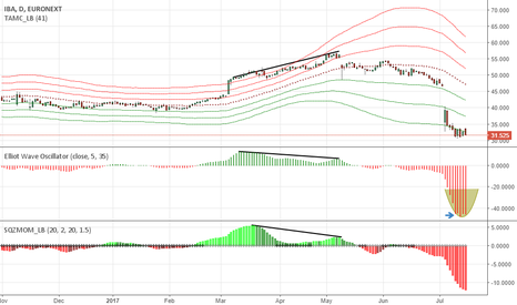 IBAB: IBA: no signals that the downtrend is over