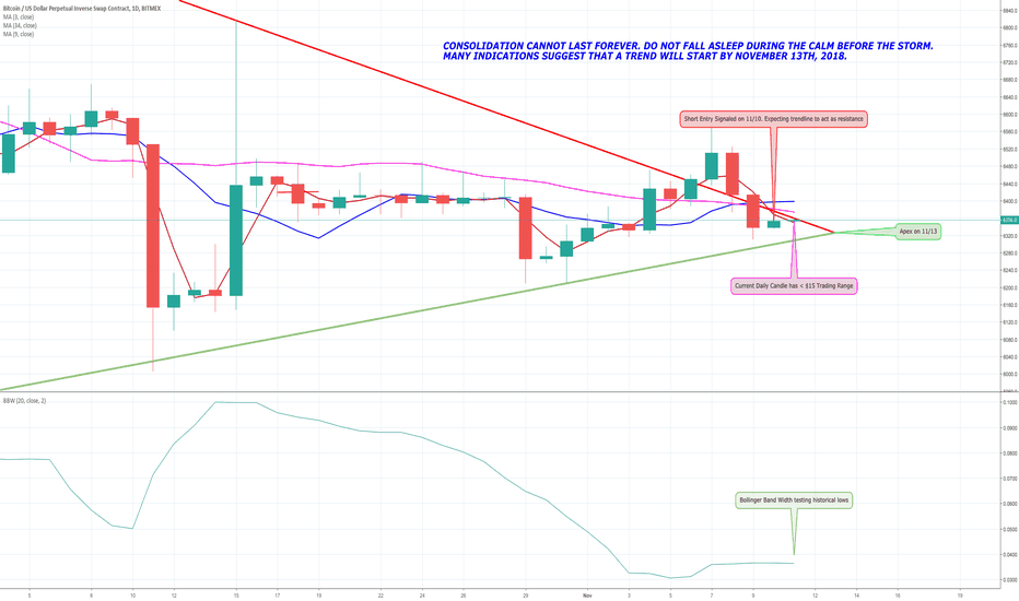 XBTUSD: Bitcoin Daily Update (day 252)