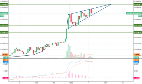 PARTBTC: Continued Particl Growth