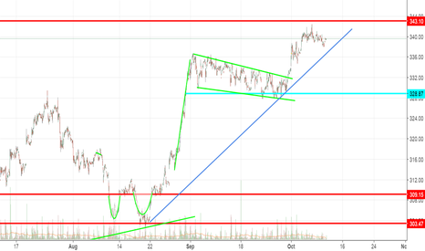 IBB: IBB - Next move higher coming soon?