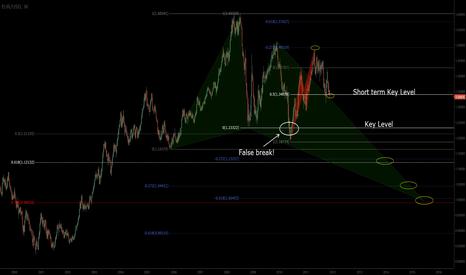 EURUSD: Hypothetical long term scenario weekly (not a short signal)
