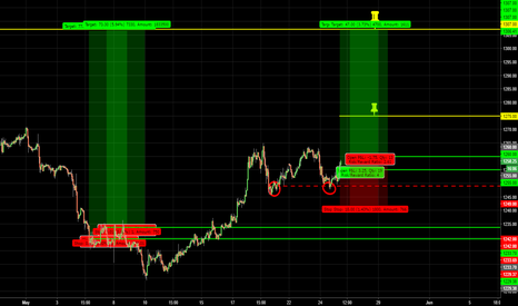 XAUUSD: GOLD / 1307.xx ( update )
