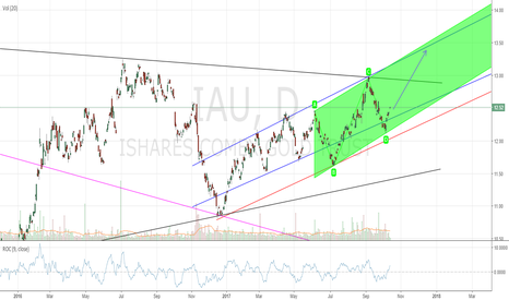 IAU: It looks like gold is set for another run