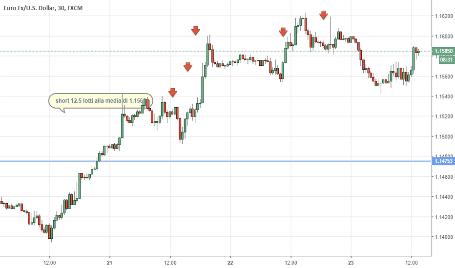 EURUSD: Eur/usd short on top update