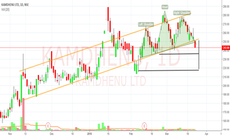 KAMDHENU: looking bearish