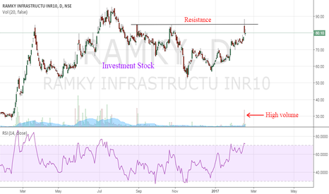 RAMKY: Ramky Infrastructure - Investment Stock!