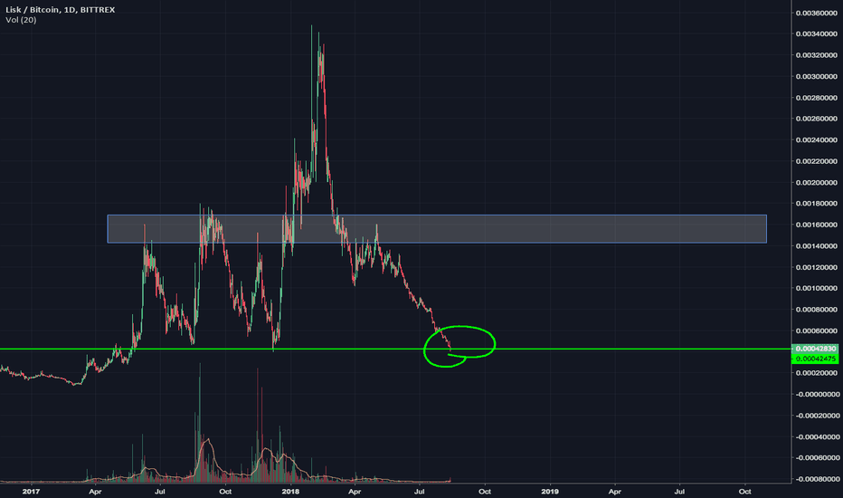 LSKBTC: This is the bottom you fools