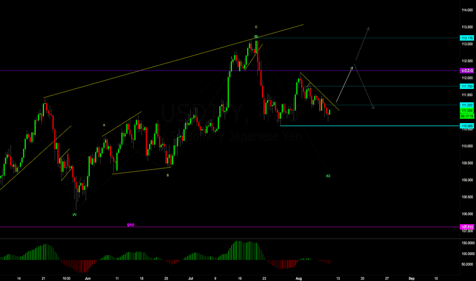 USDJPY: is the time for a break?