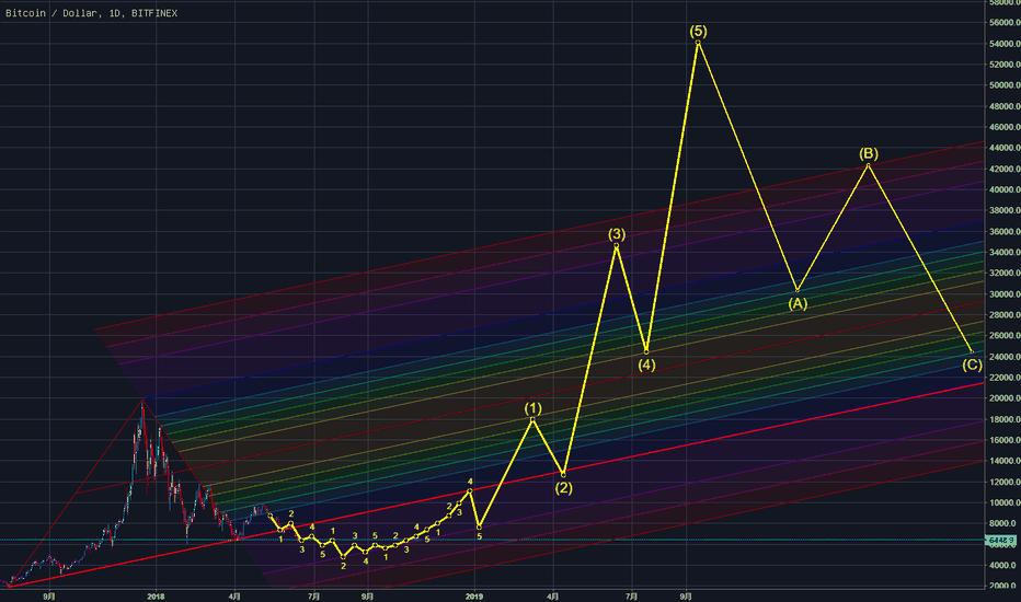 BTCUSD: BTC的一个长期预测