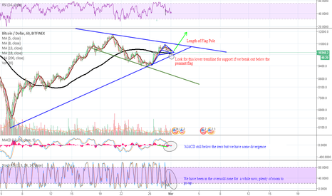 BTCUSD: Lots of bearish posts on BTCUSD lately, is it warranted?