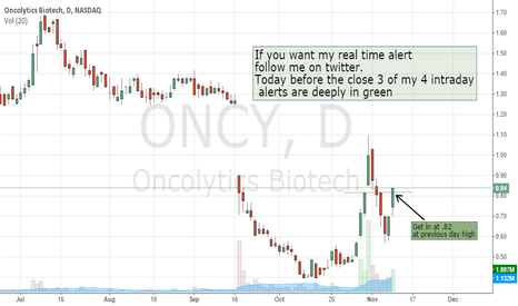 ONCY: SWING PLAY FOR TOMORROW