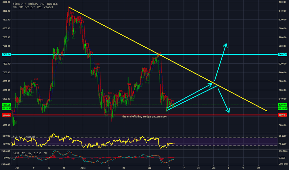 BTCUSDT: Bitcoin next price action