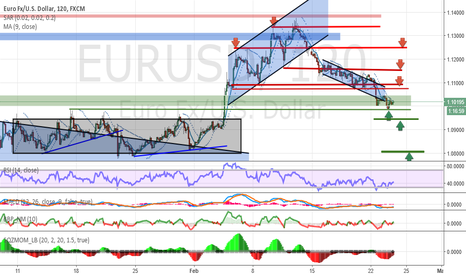 EURUSD: Analysis and forecasts for EUR / USD 24/02/16