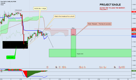 EURUSD: EURUSD - PROJECT EAGLE (2)
