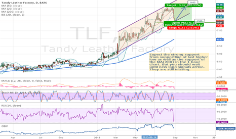 TLF: Buyers will come back. High chance for a profitable trade