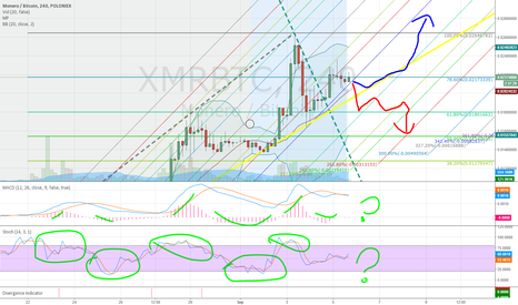 XMRBTC: Where xmr is going