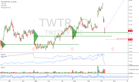 TWTR: TWTR: Sell puts until December 16 or buy stock