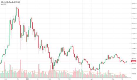 BTCUSD: Bitcoin resists the bearish scenario