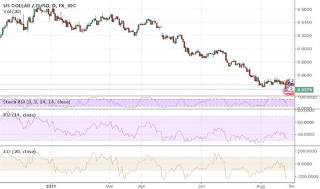 USDEUR: Time To Dump Euro
