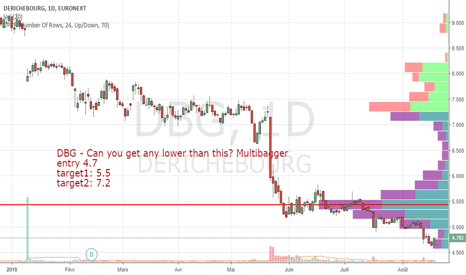DBG: DBG - Can you get any lower than this? Multibagger