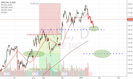 AAPL: APPLE Bearish Momentum To Continue