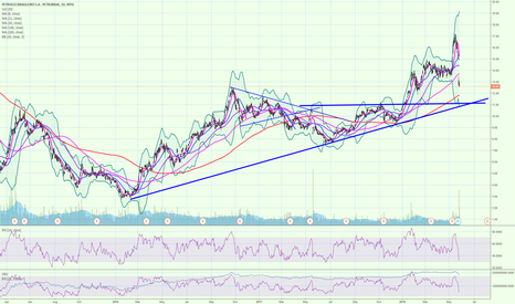 PBR: PBR huge pre market drop