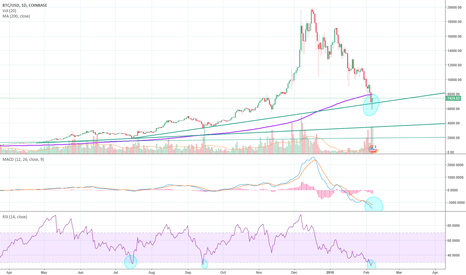 BTCUSD: BTC is ready to rally, so keep your eye on the Alts