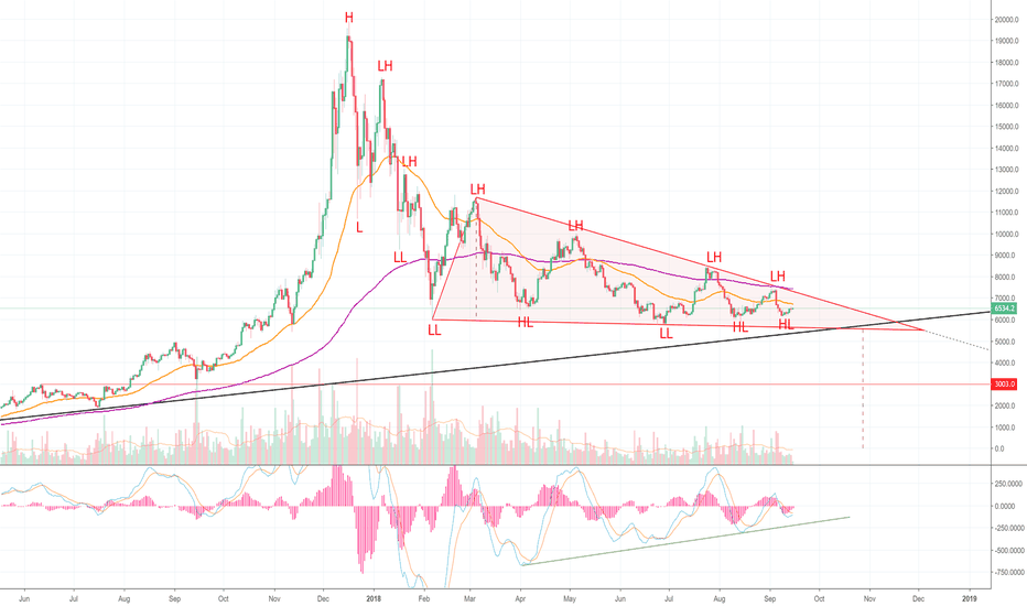 BTCUSD: The Truth of The Matter — BITCOIN! (BTC)