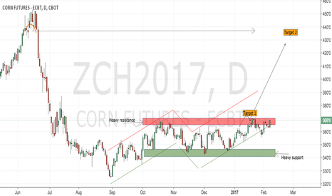 ZCH2017: CBoT corn